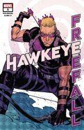 Hawkeye Freefall Vol 1 5