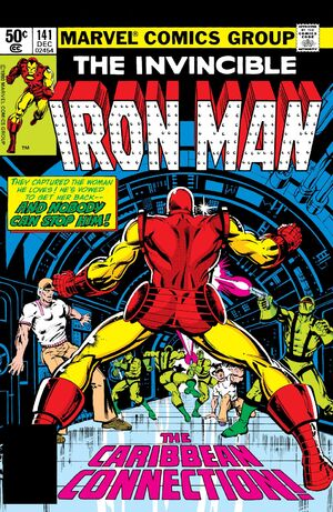 Iron Man Vol 1 141
