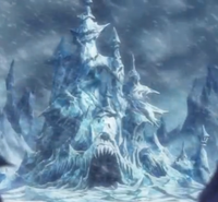 Loki's Ice Palace from Marvel Disk Wars The Avengers Season 1 5 001