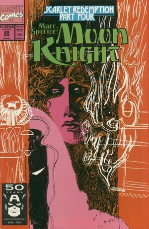 Marc Spector Moon Knight Vol 1 29