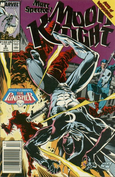 Image result for marc spector moon knight 8