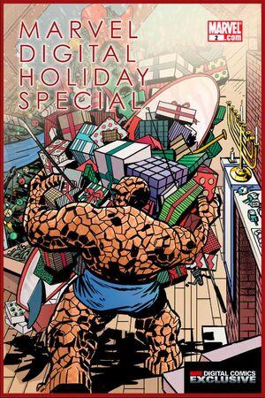 Marvel Digital Holiday Special Vol 1 2