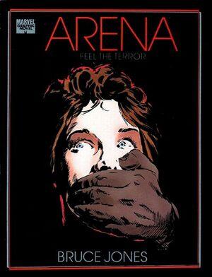 Marvel Graphic Novel Vol 1 45