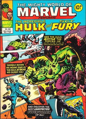 Mighty World of Marvel Vol 1 283