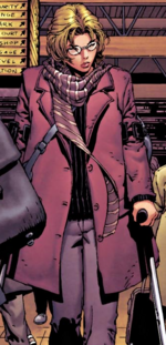 Moira MacTaggert (Earth-1610) from Ultimate X-Men Vol 1 27 0001