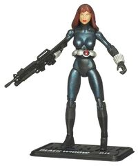 Natalia Romanova (Earth-616) from Marvel Universe (Toys) Series 2 Wave VII 0001