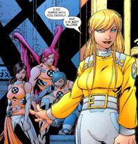 New Mutants Squad (Earth-600123) from New X-Men Vol 2 11 0001