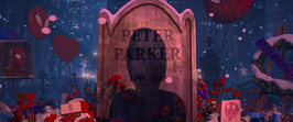 Peter Parker and Miles Morales (Earth-TRN700) from Spider-Man Into The Spider-Verse 02
