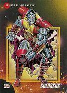 Piotr Rasputin (Earth-616) from Marvel Universe Cards Series III 0001