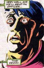 Sanchez (Earth-928) Punisher 2099 Vol 1 1