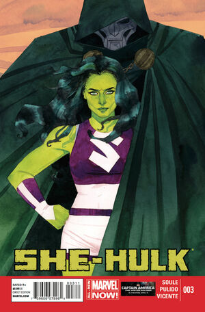 She-Hulk Vol 3 3