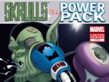 Skrulls Vs. Power Pack Vol 1 1