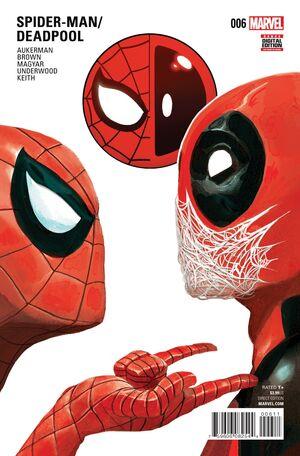 Spider-Man Deadpool Vol 1 6