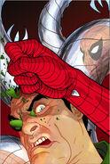 Spider-Man Doctor Octopus Negative Exposure Vol 1 4 Textless