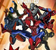 Spider-Men (Earth-TRN461) from Spider-Man Unlimited (video game) 227