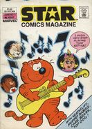 Star Comics Magazine Vol 1 4