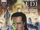 Star Wars Jedi: Fallen Order - Dark Temple Vol 1 2