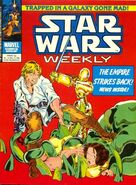 Star Wars Weekly (UK) Vol 1 116