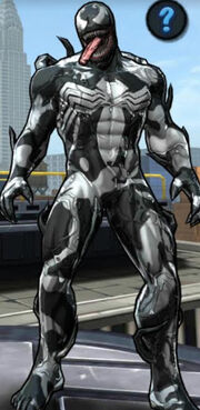 Starved Venom from Spider-Man Unlimited (video game) 001