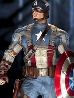 Steven Rogers (Earth-199999) from Captain America The First Avenger 0001