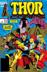 Thor Corps Vol 1 1