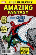 True Believers Amazing Fantasy Starring Spider-Man Vol 1 1