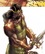 Tyr Odinson (Earth-94001) from Thor For Asgard Vol 1 5 0001