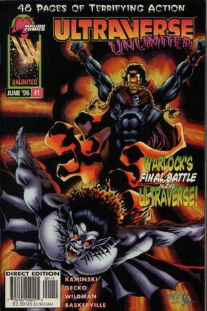 Ultraverse Unlimited Vol 1 1