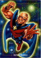 Wendell Vaughn (Earth-616) from Marvel Masterpieces Trading Cards 1992 0001