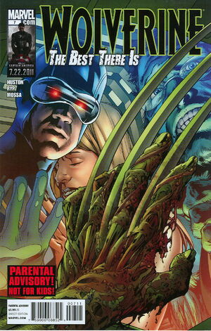 Wolverine The Best There Is Vol 1 7