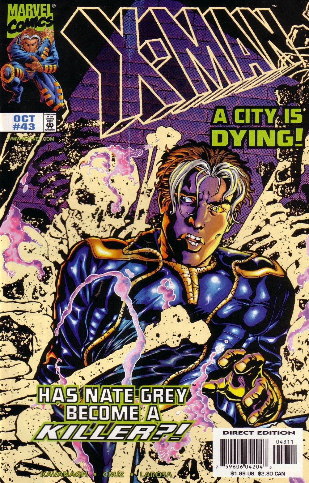 X-Man Vol 1 43