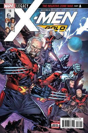 X-Men Gold Vol 2 16