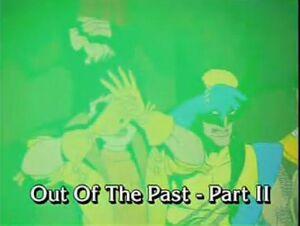 X-Men The Animated Series Season 3 2 Screenshot