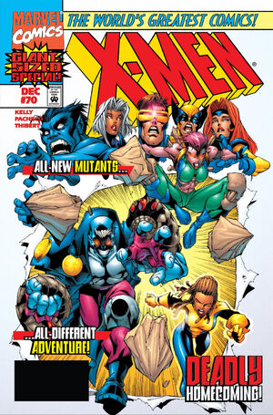 X-Men Vol 2 70