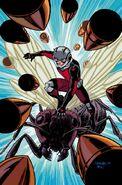 Ant-Man Vol 1 1 Samnee Variant Textless