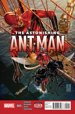 Astonishing Ant-Man Vol 1 5