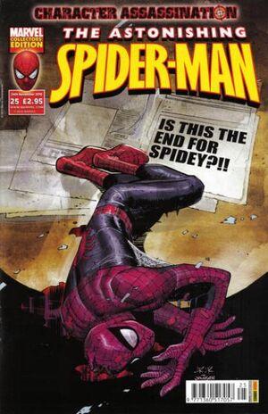 Astonishing Spider-Man Vol 3 25