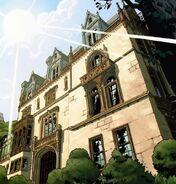 Avengers Mansion from New Avengers Vol 2 1 001