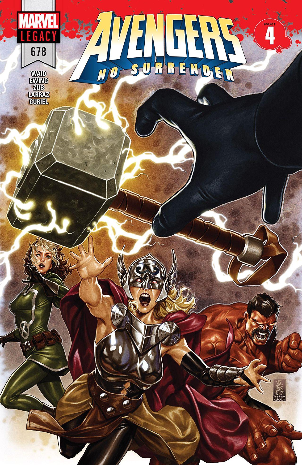 Avengers Vol 1 678