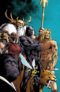 Avengers Vol 8 12 Textless