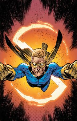 Billy Turner (Earth-616) from Sentry Vol 3 3 001