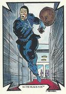 Black Fox (Thief) (Earth-616) from Todd Macfarlane (Trading Cards) 0001