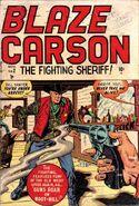 Blaze Carson Vol 1 2