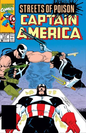 Captain America Vol 1 377