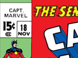 Captain Marvel Vol 1 18