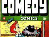 Comedy Comics Vol 1 11