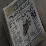 Daily Bugle (Earth-120703) The Amazing Spider-Man 2 (film)