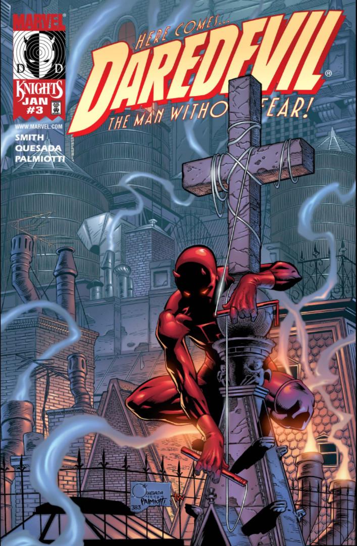 Daredevil Vol 2 3