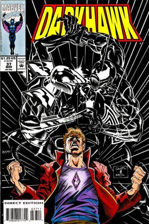 Darkhawk Vol 1 37