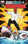 Deadpool Secret Agent Deadpool Vol 1 2